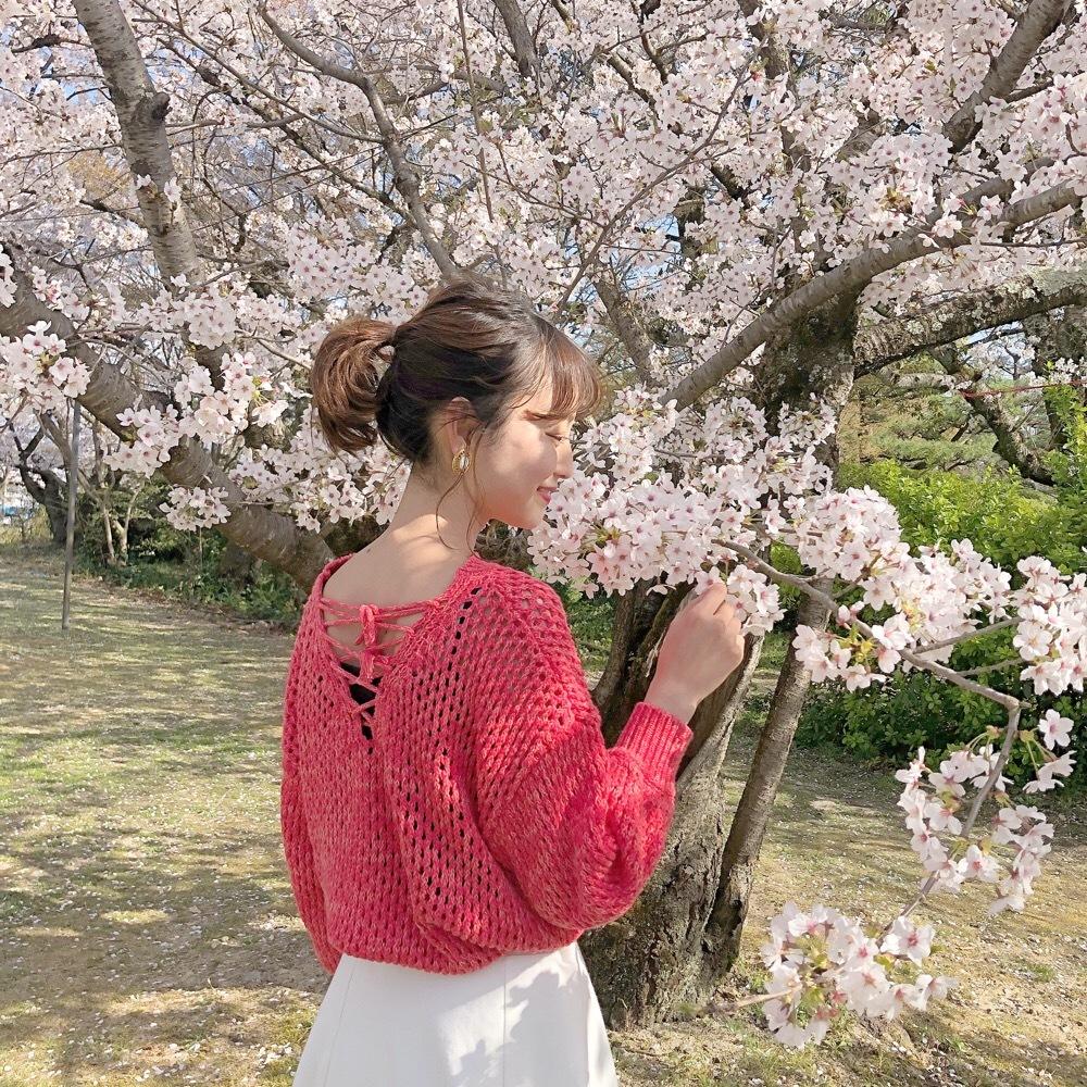 お花見コーデ_1_2