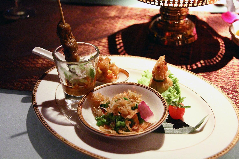 天空で、そして船上で!美食の地バンコクでのトキメキ・ディナー♡_1_5-1