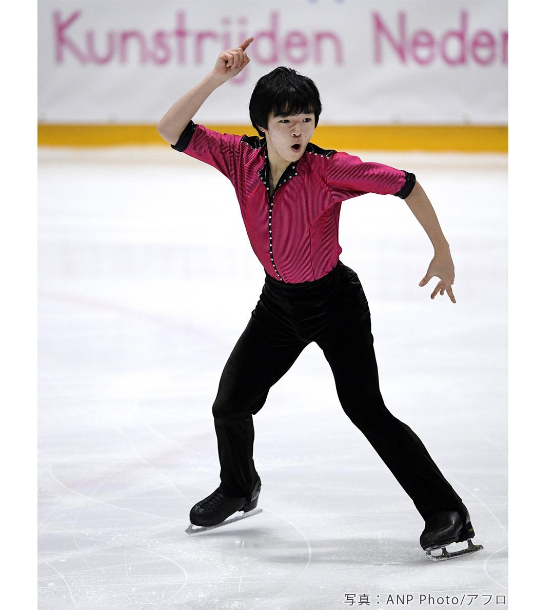 【鍵山優真】2018~2021年 厳選写真ギャラリー【フィギュアスケート男子】_1_2