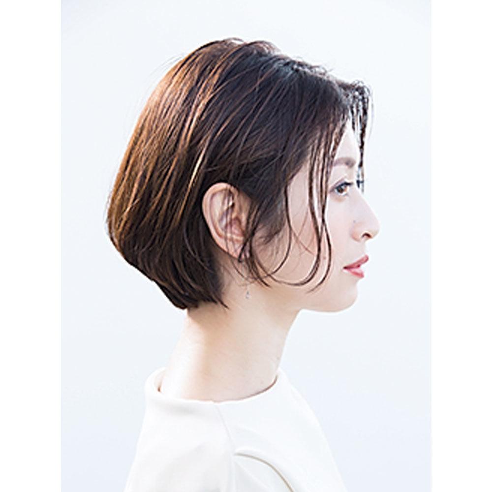 40代のショートヘアスタイル|2019年間人気ランキングTOP10_1_26