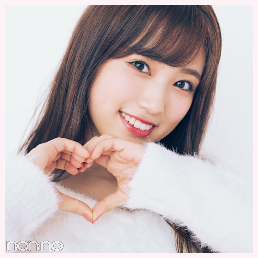 矢吹奈子(IZ*ONE)のプロフィール写真