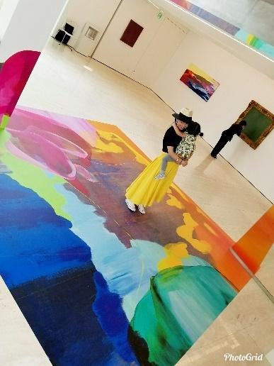 ゴールデンウィーク前半は箱根 ポーラ美術館で開催中の流麻二果さんの展覧会へ!_1_2