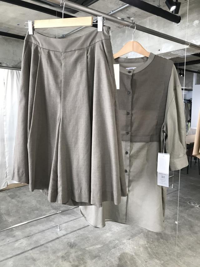 服を大切にする女性に向けたブランド【Rut ラット】 2021SS展示会へ_1_2-2