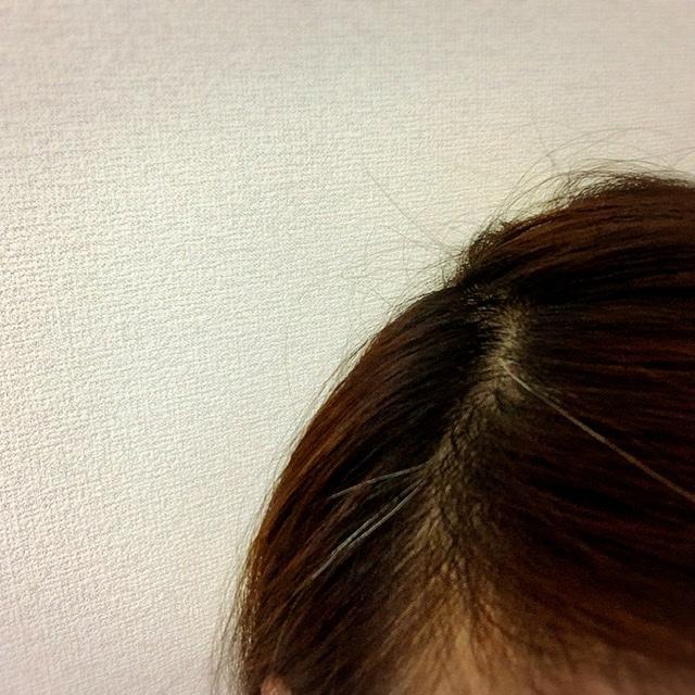 花王ブローネの「ヘアマスカラ」で瞬間白髪かくし!_1_2-1