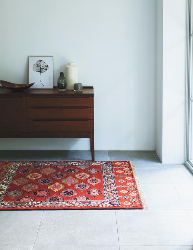 絨毯「アズィーズジャン」