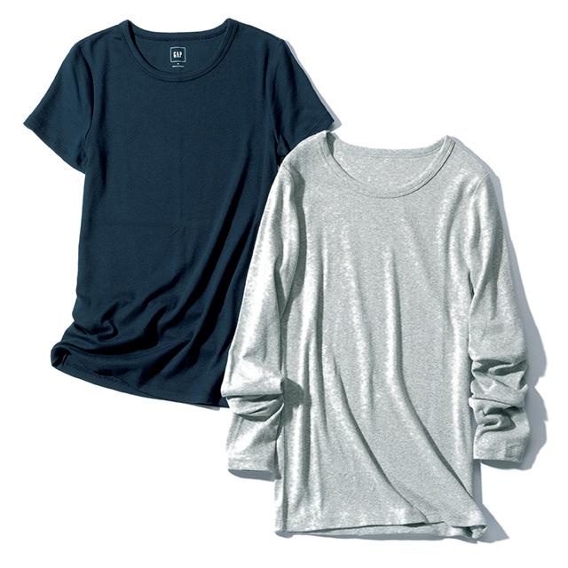 「ギャップ」のTシャツ