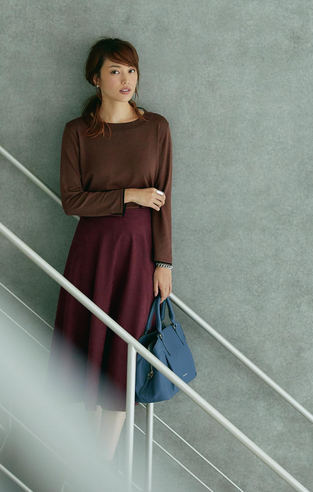 ケアもシンプル。いつでもキレイ見え!ソフールの〝心地いい服〞 _1_2