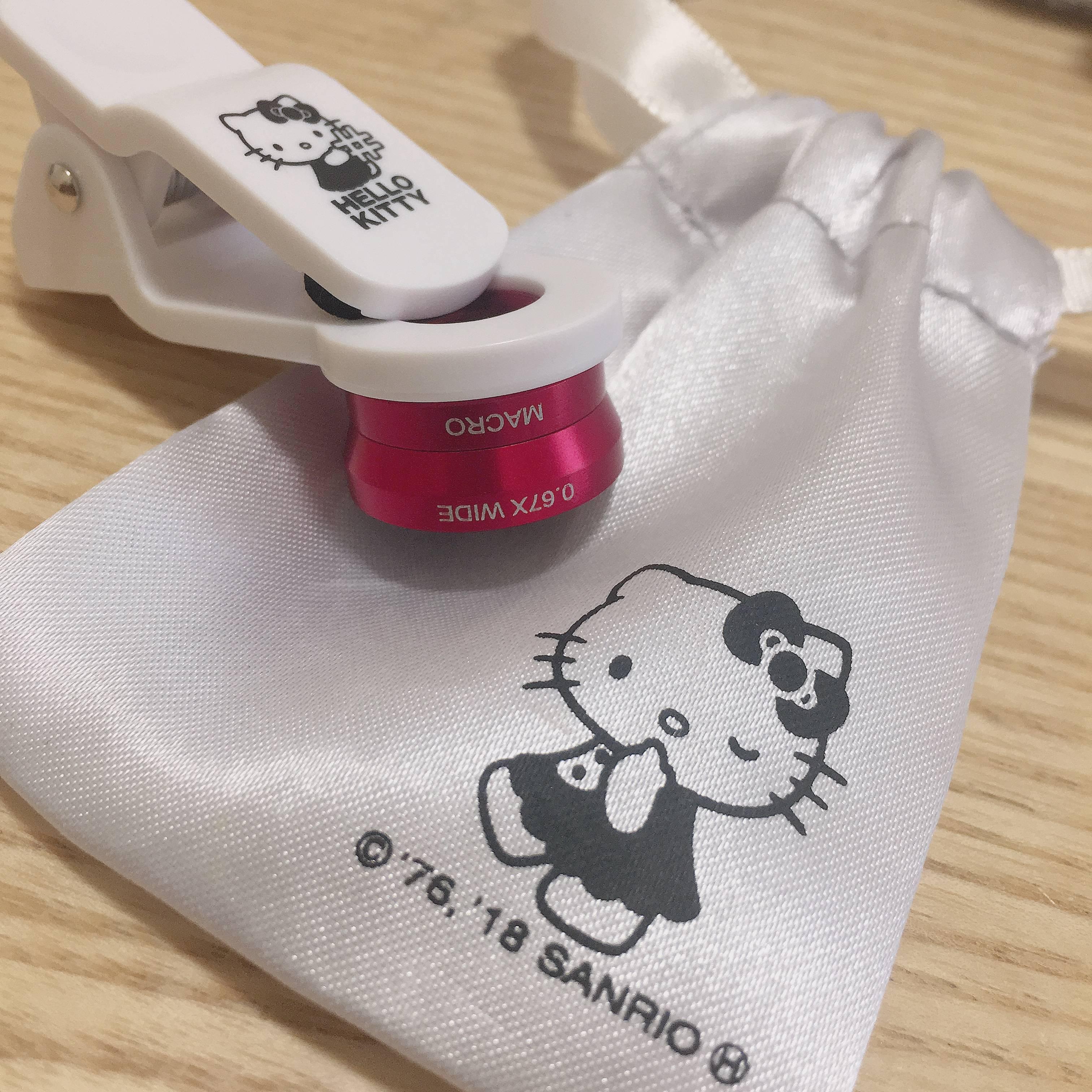 キティちゃんとコラボ♡non-no5月号の付録がすごい!!_1_1