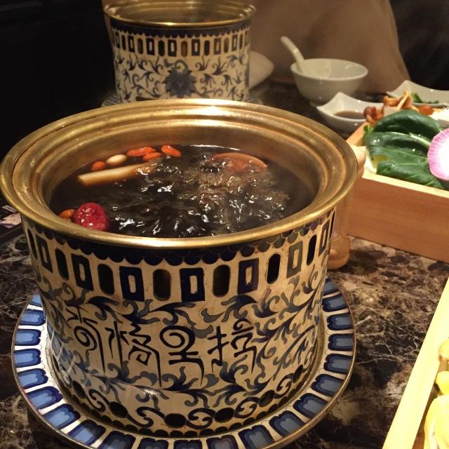 【レストラン】きのこ鍋/Shangri-La's secret_1_3
