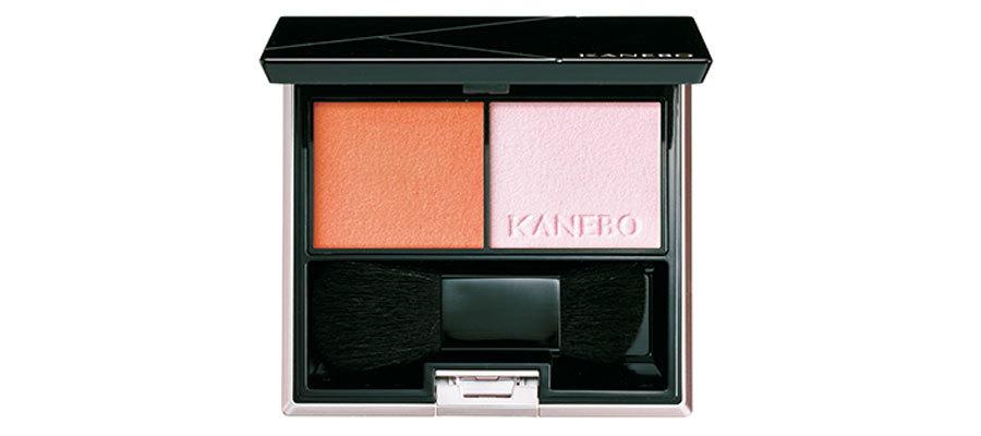 kaneboのオレンジとピンクのコンビのチーク