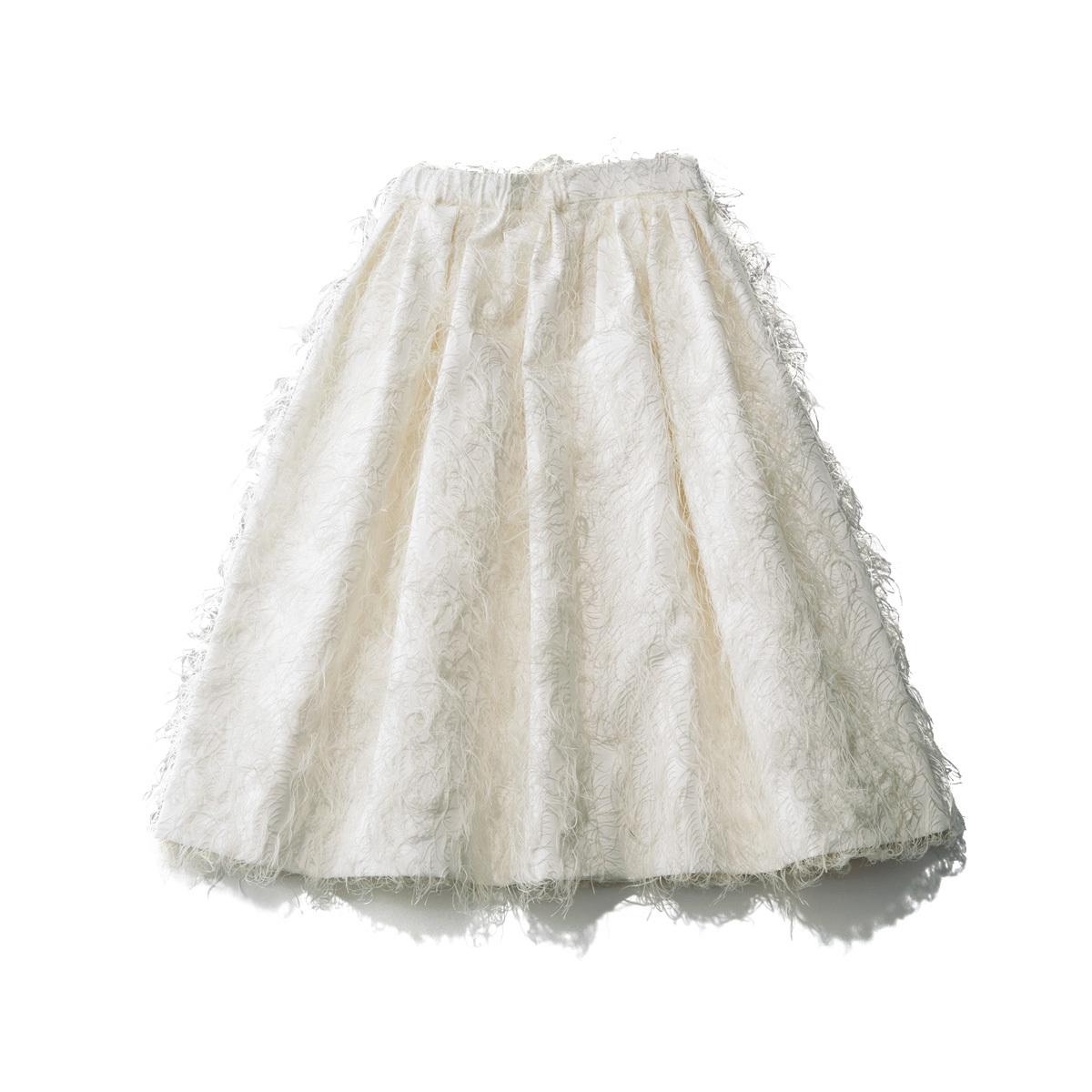 おしゃれプロが買ったキレイ色&モードな白スカート_1_3-1