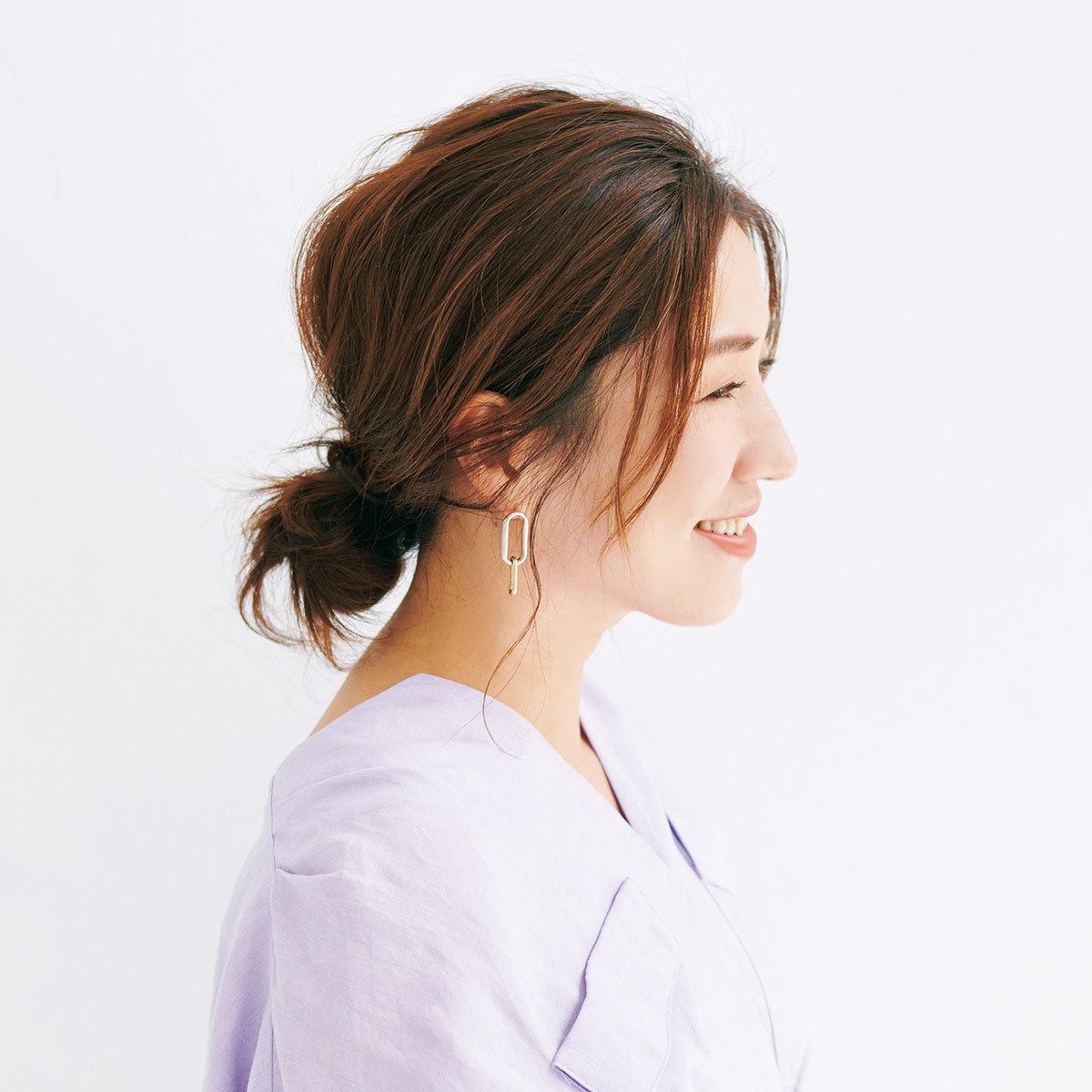 40代に似合う髪型 ヘアスタイル人気ランキング9位