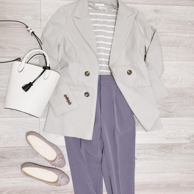 Marisol4月号『新ジャケット論』【momoko_fashion】_1_1-1