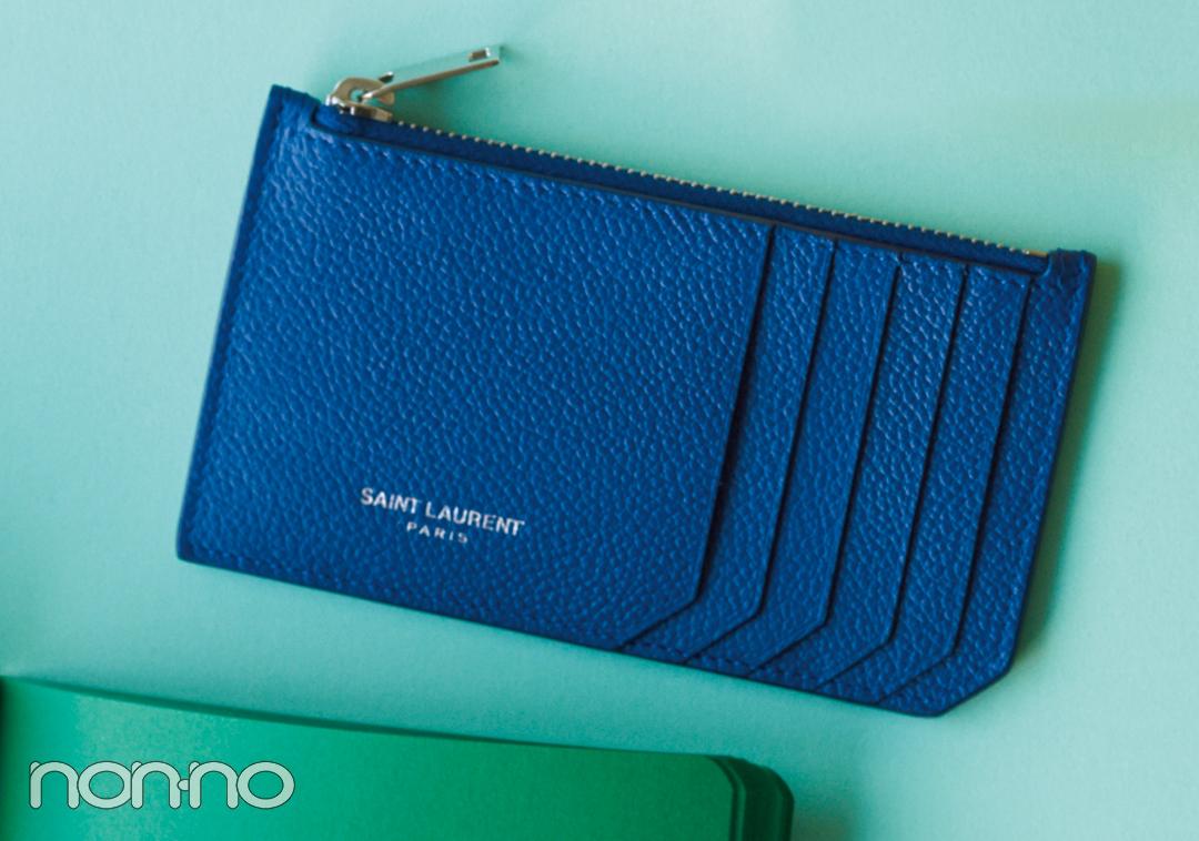 サンローランのミニ財布♡ 電子マネー時代が来る今こそ買い時!【20歳からの名品】_1_3-5