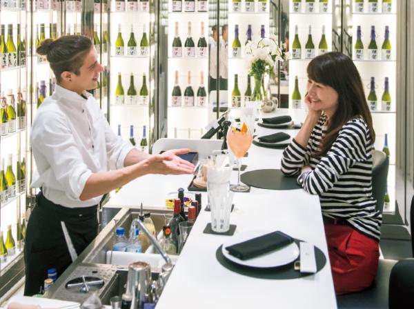 【ジョエル・ロブション追悼企画】パリの最新ロブション2店舗をリポート!_1_4