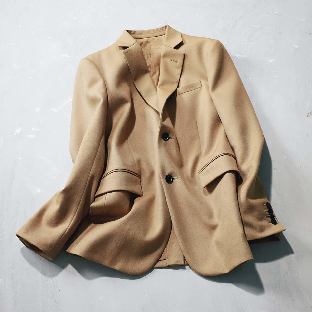 イレーヴのテーラードジャケット