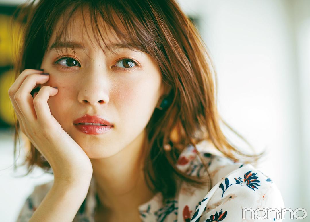 西野七瀬が2019年にしたいおしゃれ&メイクって?_1_4