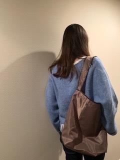 12月号付録「エッフェ ビームス×マリソル たためるワンショルダーバッグ」美女組のお試しレポート!_1_21
