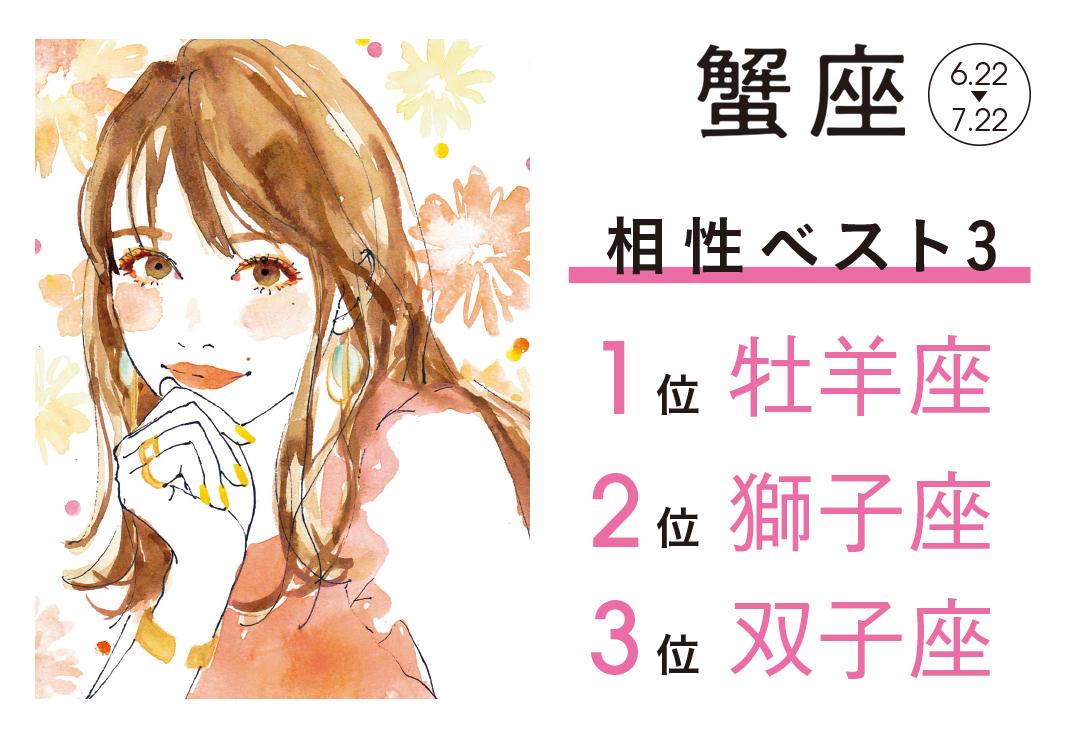 12星座別・2018年夏の恋占い★星座別☆相性ベスト3を発表!_1_1-4