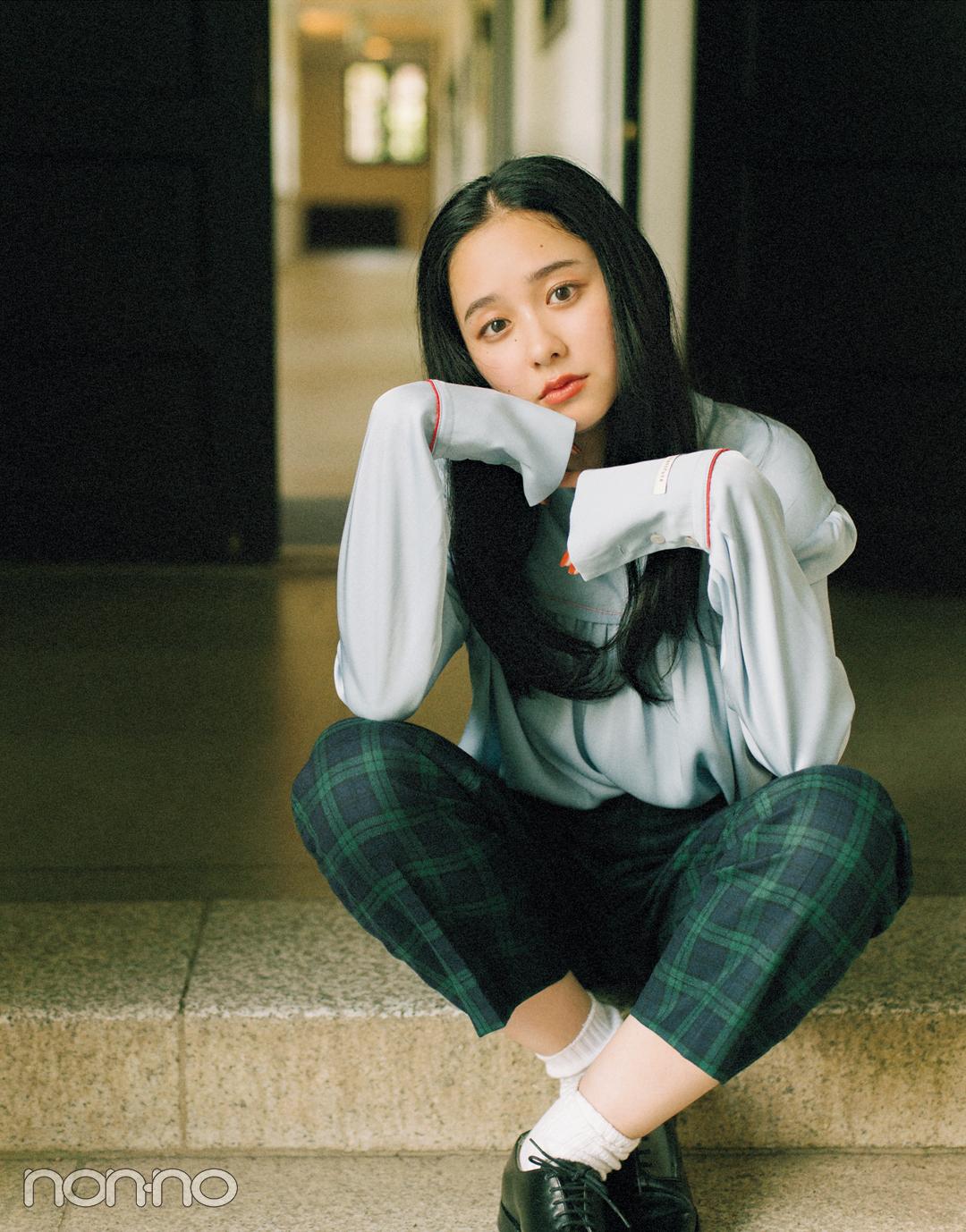 女子人気が急上昇のおしゃれ女優♡ 堀田真由フォトギャラリー_1_6