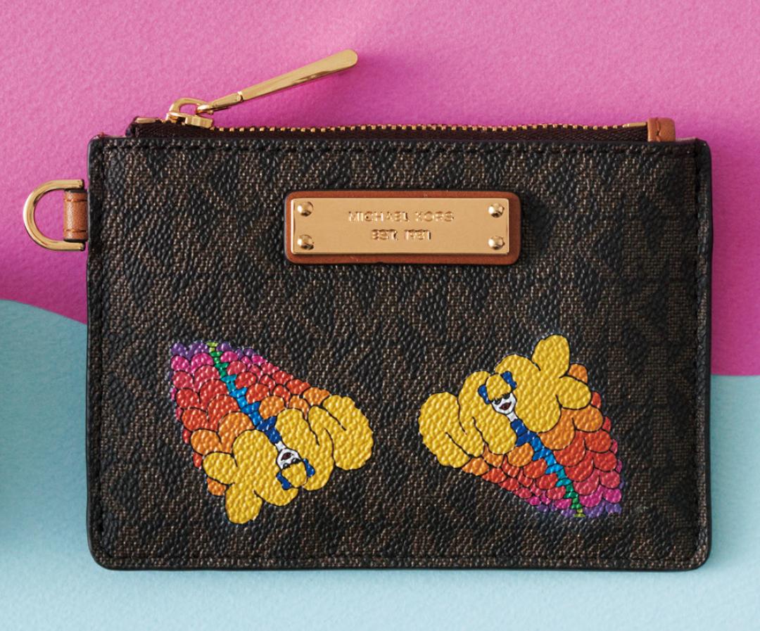 マイケル マイケル・コースのミニ財布、秋新作をチェック!【20歳からの名品】_1_2-2