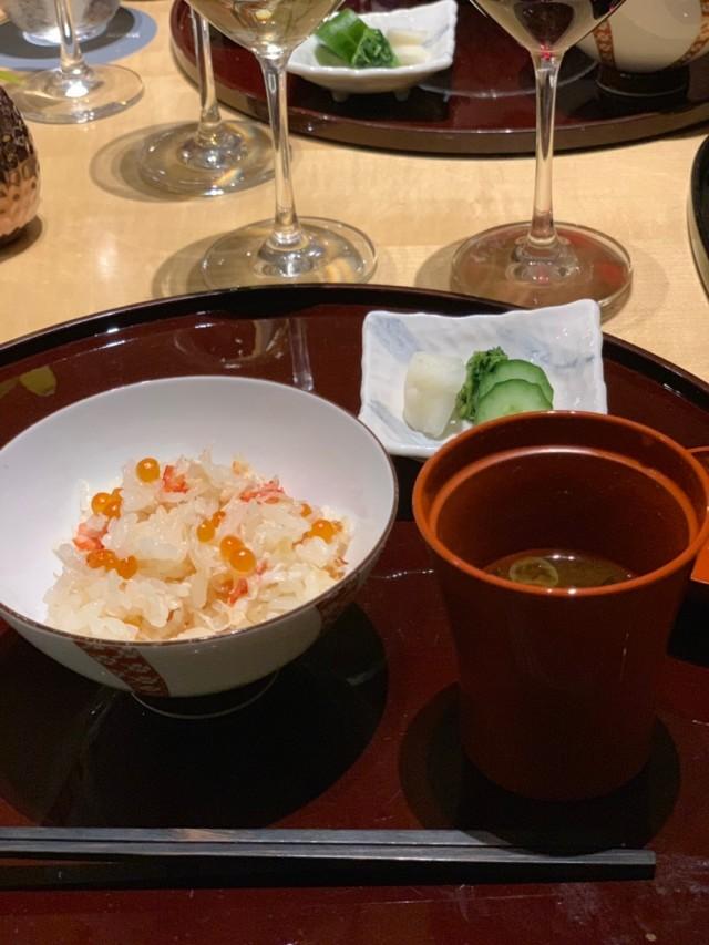 ウェスティンホテル東京・日本料理【舞】で秋の女子会ディナー_1_1-9
