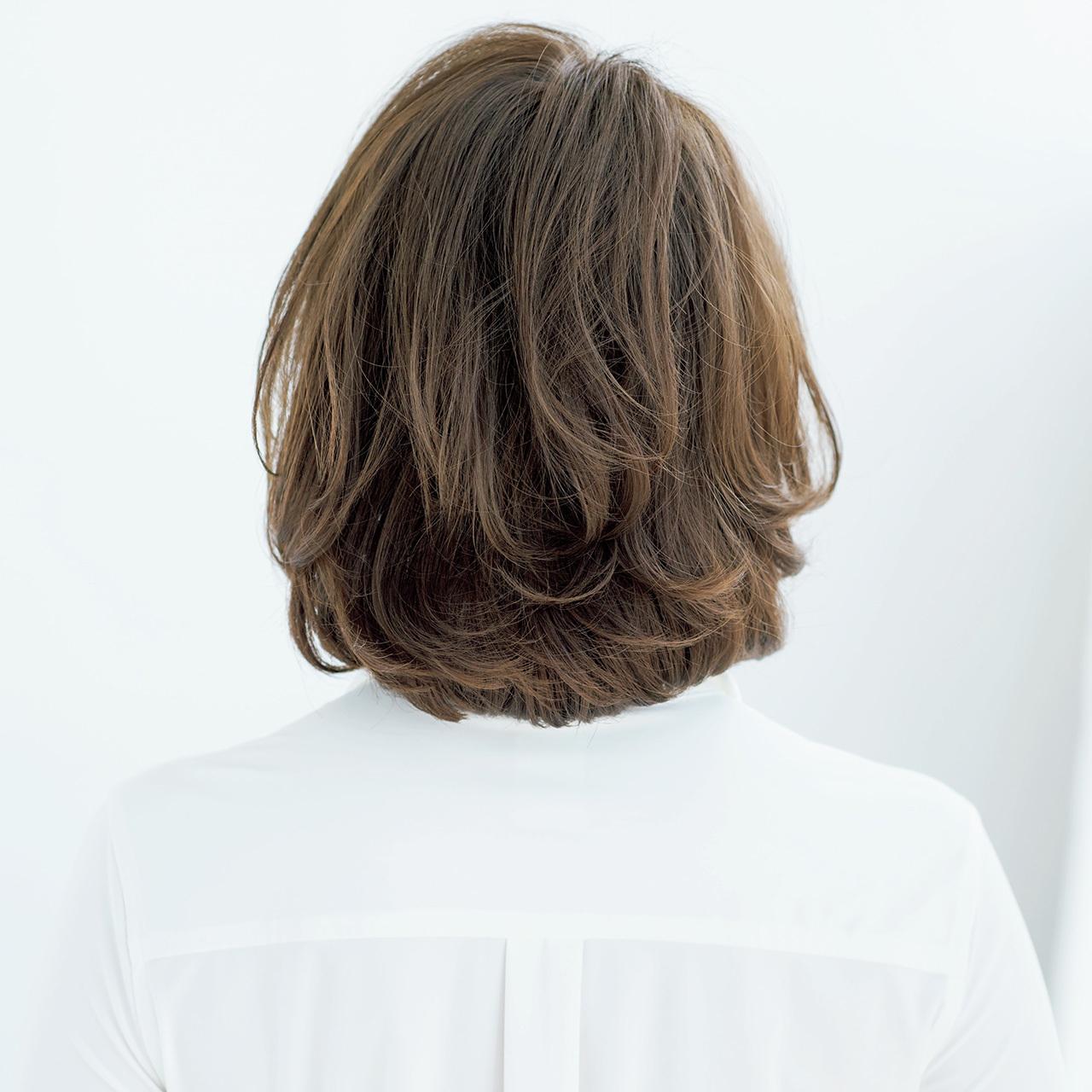 おしゃれに見える大人のヘアスタイル photo gallery_1_1-22