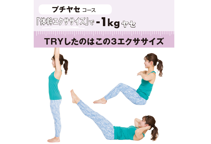 専属読モ・中谷彩伽さんの体幹トレーニング ビフォー&アフターを公開!_1_4-1