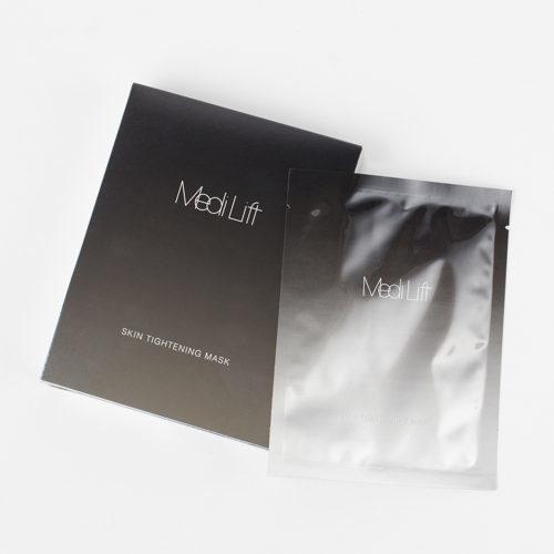 YA-MAN メディリフト スキンタイトニングマスク 5枚入り ¥4,000+税