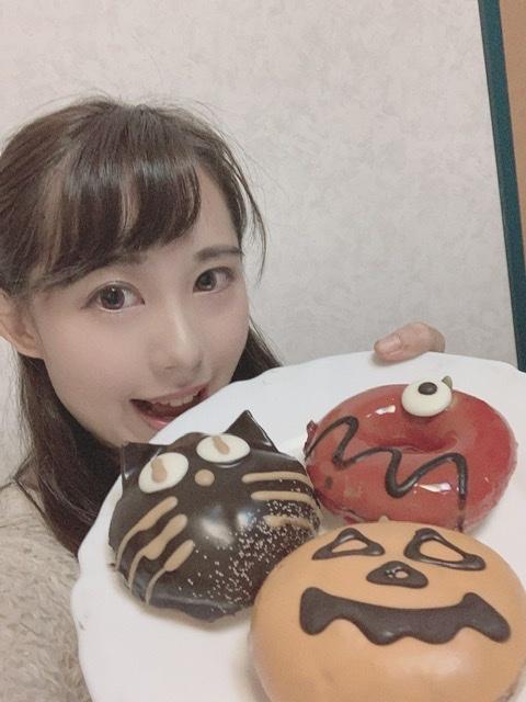 Halloweenドーナツ♡クリスピークリームドーナツ_1_2