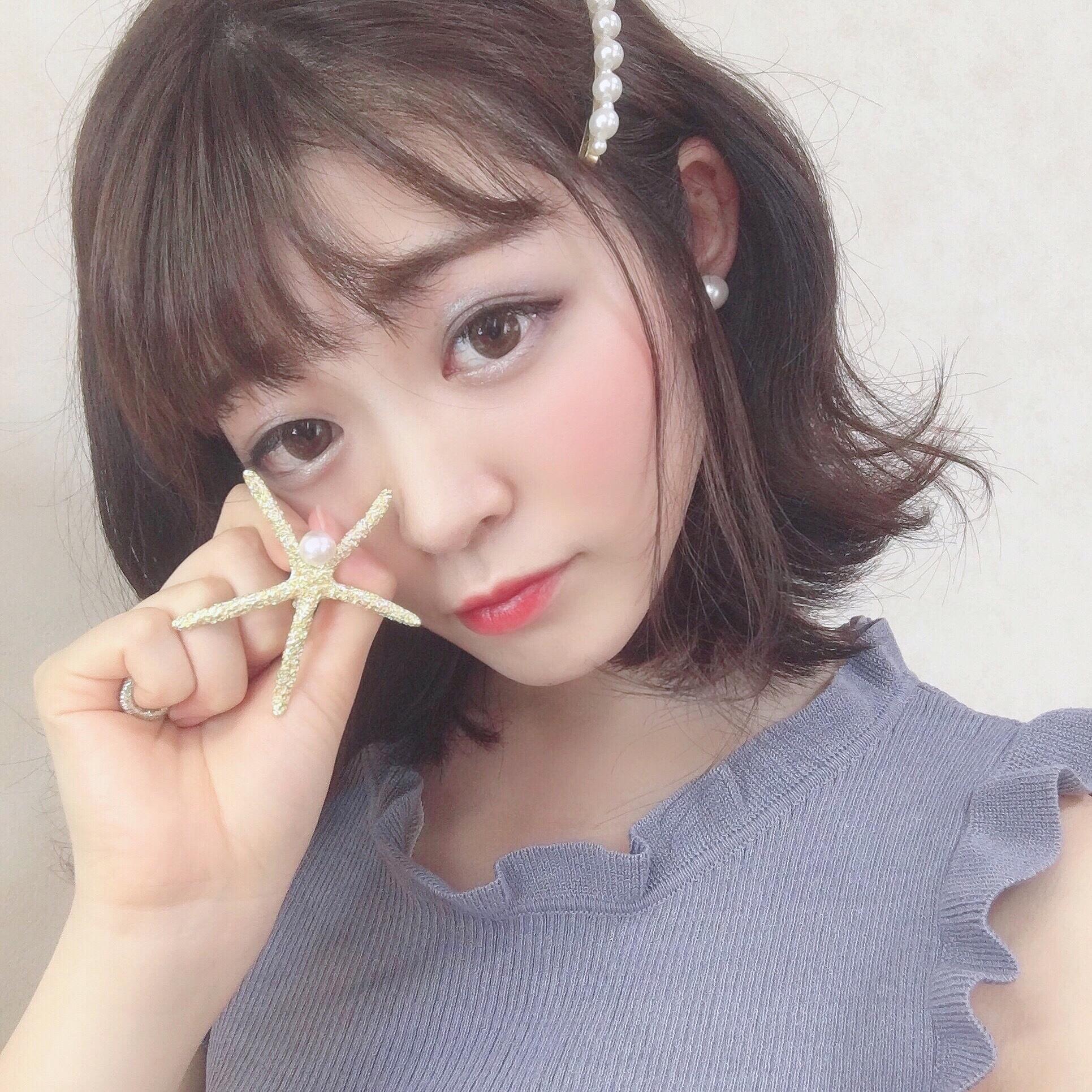 【プチプラ☆】マーメイドメイクが夏っぽい❤︎_1_5