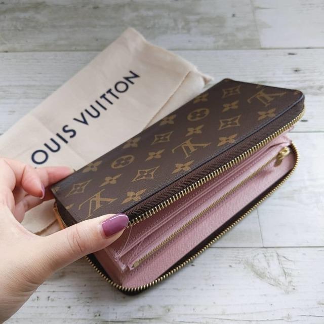 お財布新調。ベーシックなモノグラムが気分。_1_1