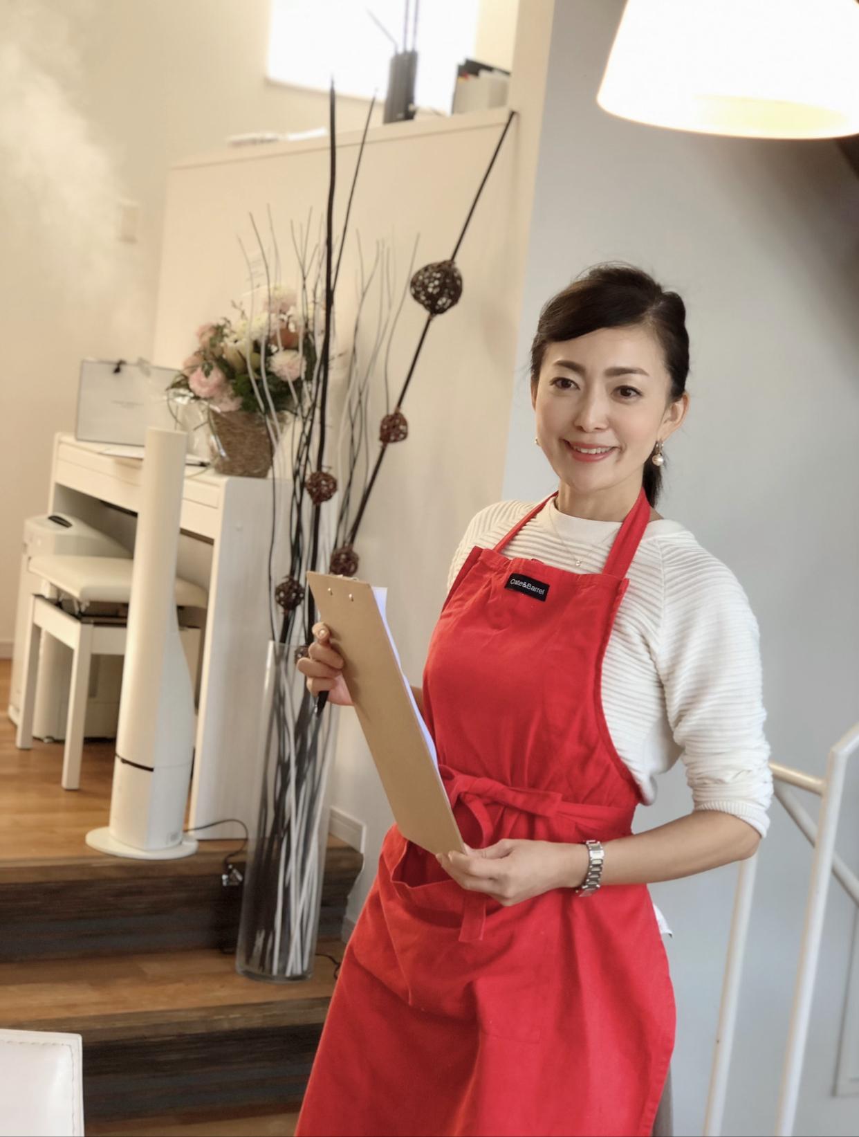 お料理教室をオープンしました♡_1_3