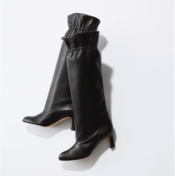 ファッション ネブローニのロングブーツ