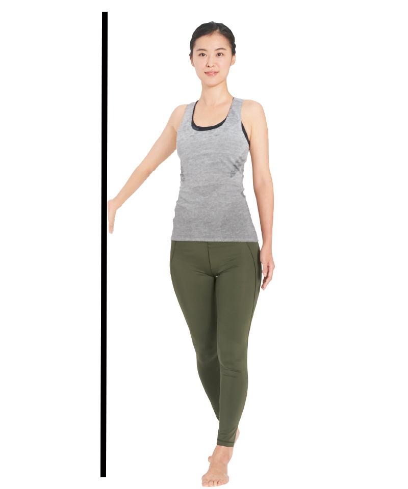 胸の筋肉をさらに伸ばし、肩甲骨を寄せるストレッチ【キレイになる活】_1_2-3