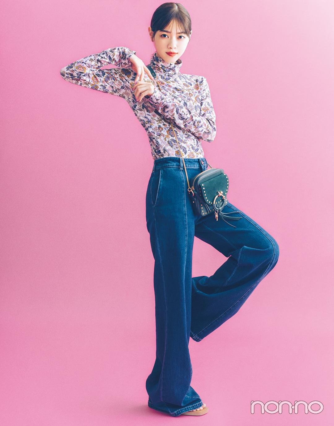 秋ファッションで魅せるモデルの顔。 西野七瀬フォトギャラリー_1_4