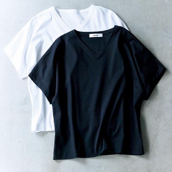エクラ世代ブランドならかゆいところに手が届く、頼れる逸品Tシャツ7_1_1-7