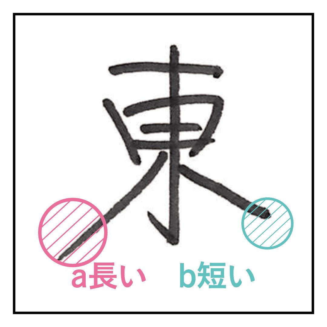 「東京」って書いてみて!あなたのスター性&浪費家度をチェック★【コワいほど当たる書き文字性格診断】_1_3-2