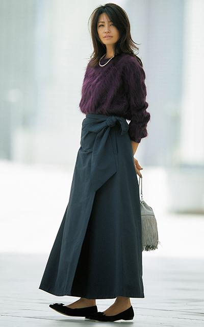 ストラスブルゴ ラップスカート