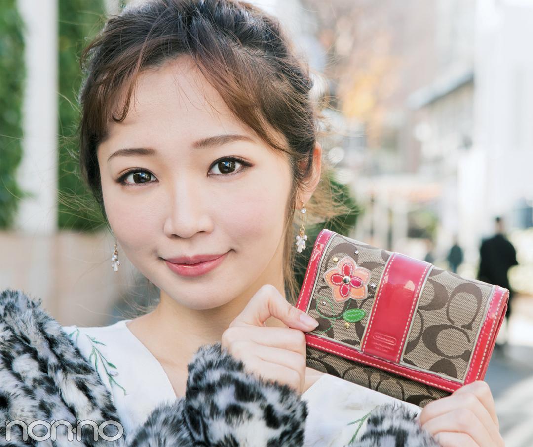 専属読モ・カワイイ選抜のお財布見せて♡ コーチが大人気!_1_1