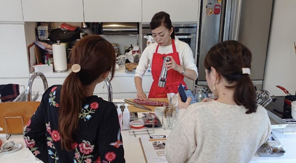 お料理教室をオープンしました♡_1_4-1