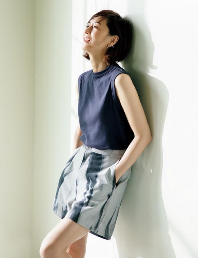 富岡佳子 デザインピアス