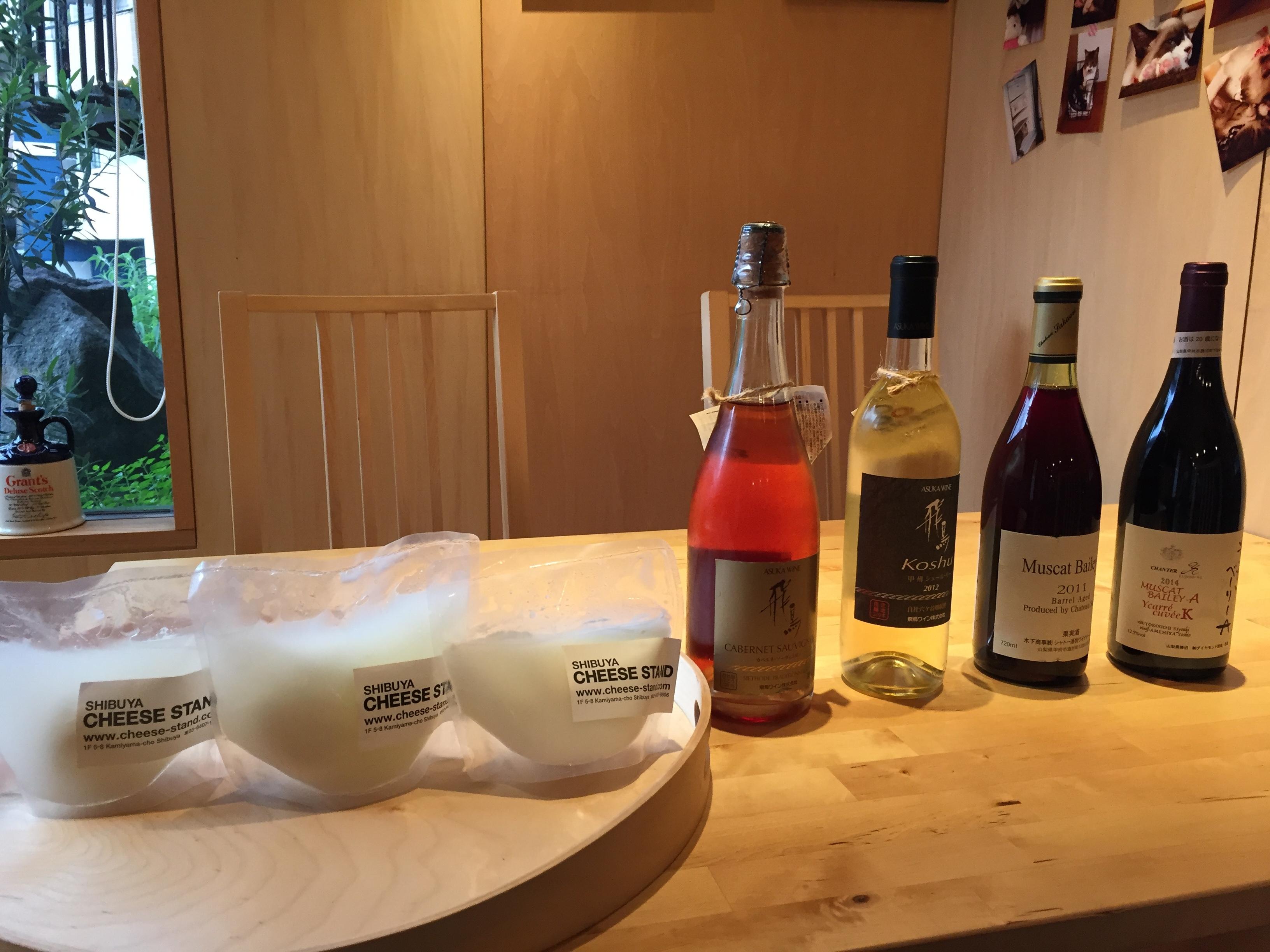 Made in Japanに酔いしれた夜『国産ワイン・国産チーズ』かなりいいです‼️_1_4