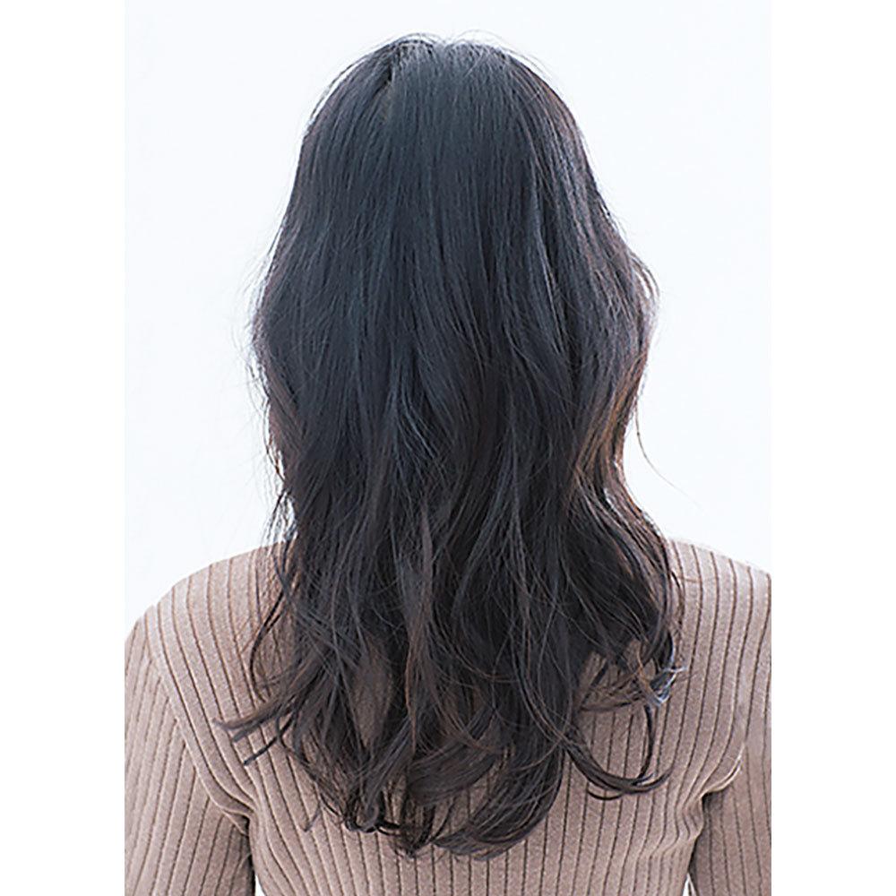 40代に似合う髪形 人気ロングヘアスタイル1位