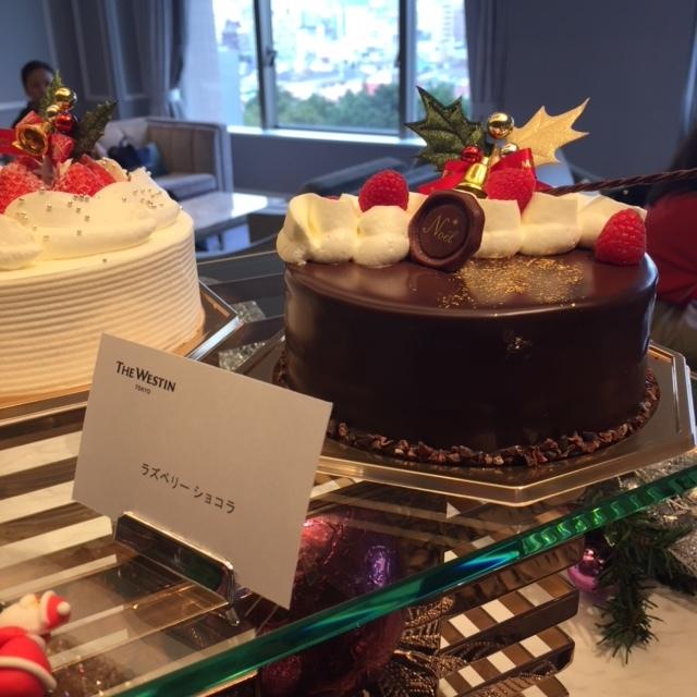 ウェスティンホテル東京のクリスマスプレビュー_1_1-3