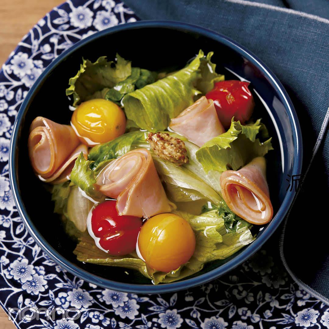 【おすすめ夜食レシピ】秒で作れる、超時短ヘルシースープって?_1_3