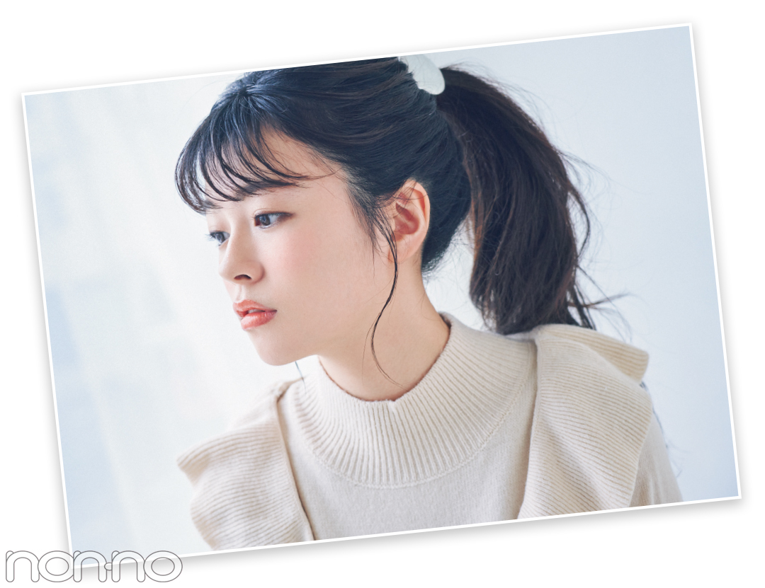 2ページ目)今田美桜さんの「人生を変えた前髪」、完コピでよーく