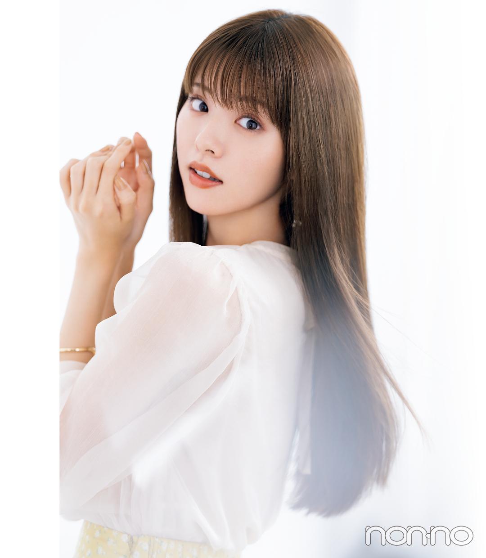 鈴木ゆうかの真夏の髪管理バイブルモデルカット2-1