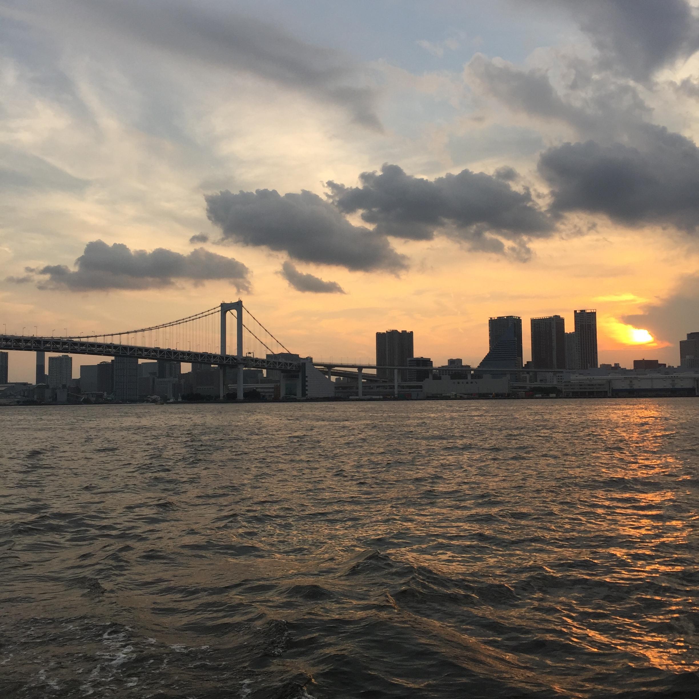 日本茶とアロマと音楽と東京湾と♡_1_5