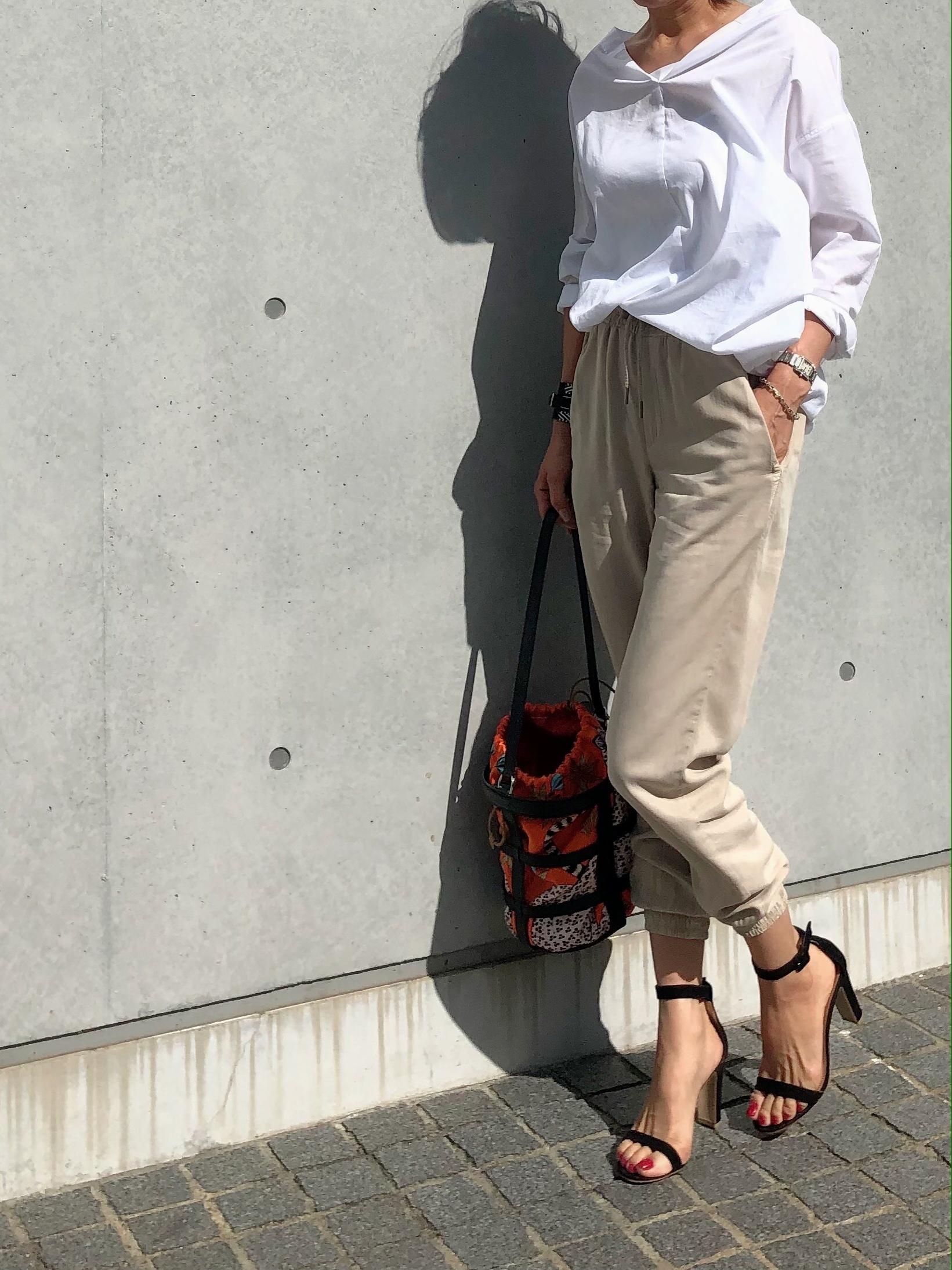 【2020春夏 50代のプチプラファッション】華組ブロガーの『ZARA』プチプラ高見えコーデ特集_1_34